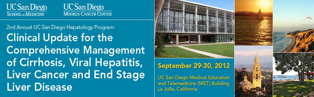 UC San Diego Hepatocellular Carcinoma and Viral Hepatitis